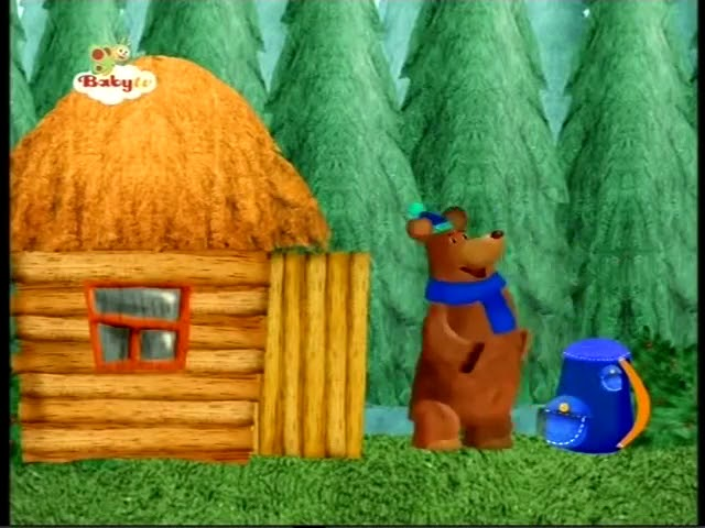 The Bear Went Over The Mountain | By BabyTV